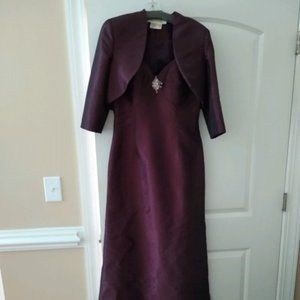 Formal Dress with Jacket! Great for events!